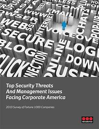 Top Ten Security Threats