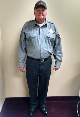 Officer Danny Stephens   Securitas Security Services Indianapolis